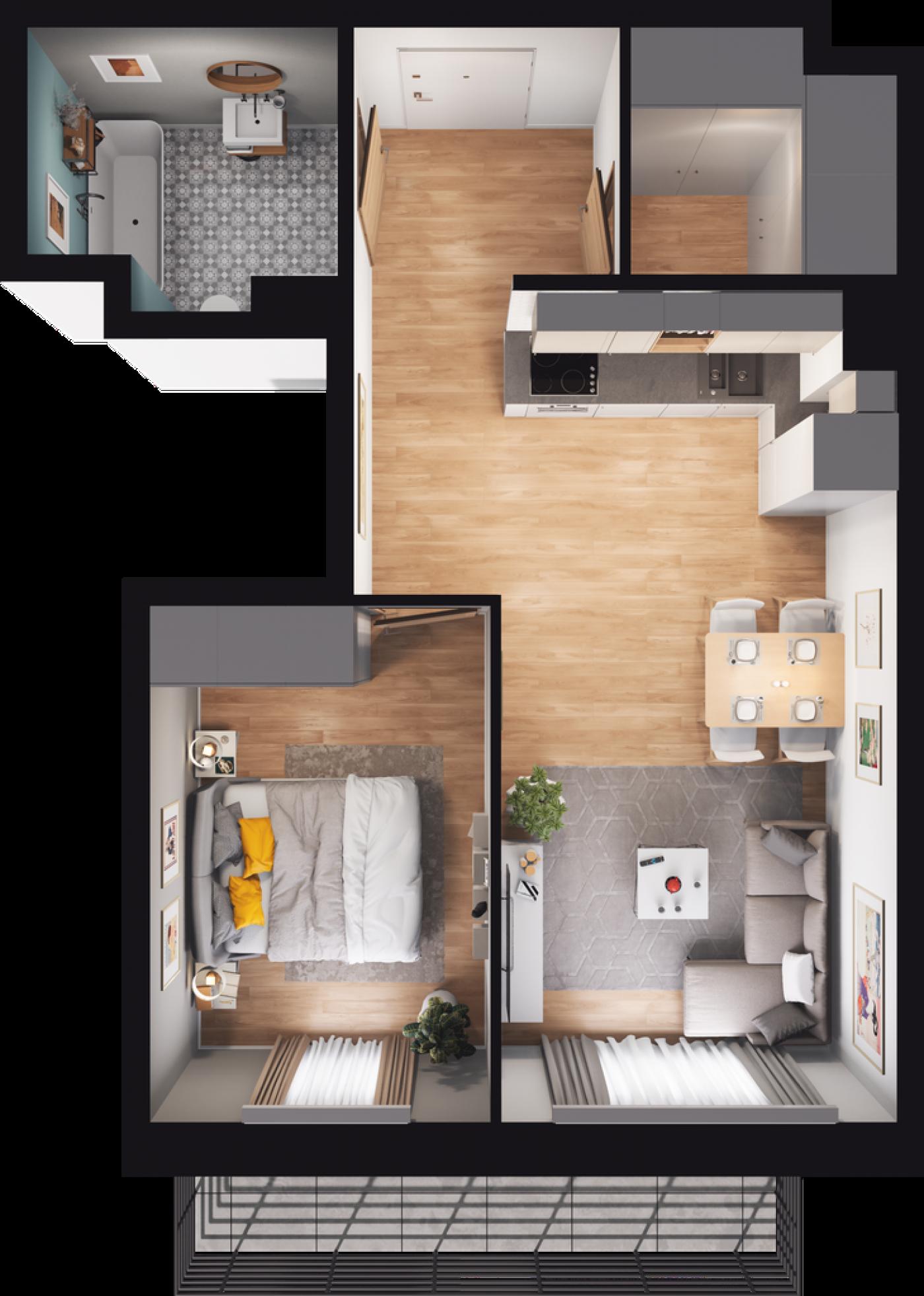 Mieszkanie 09
