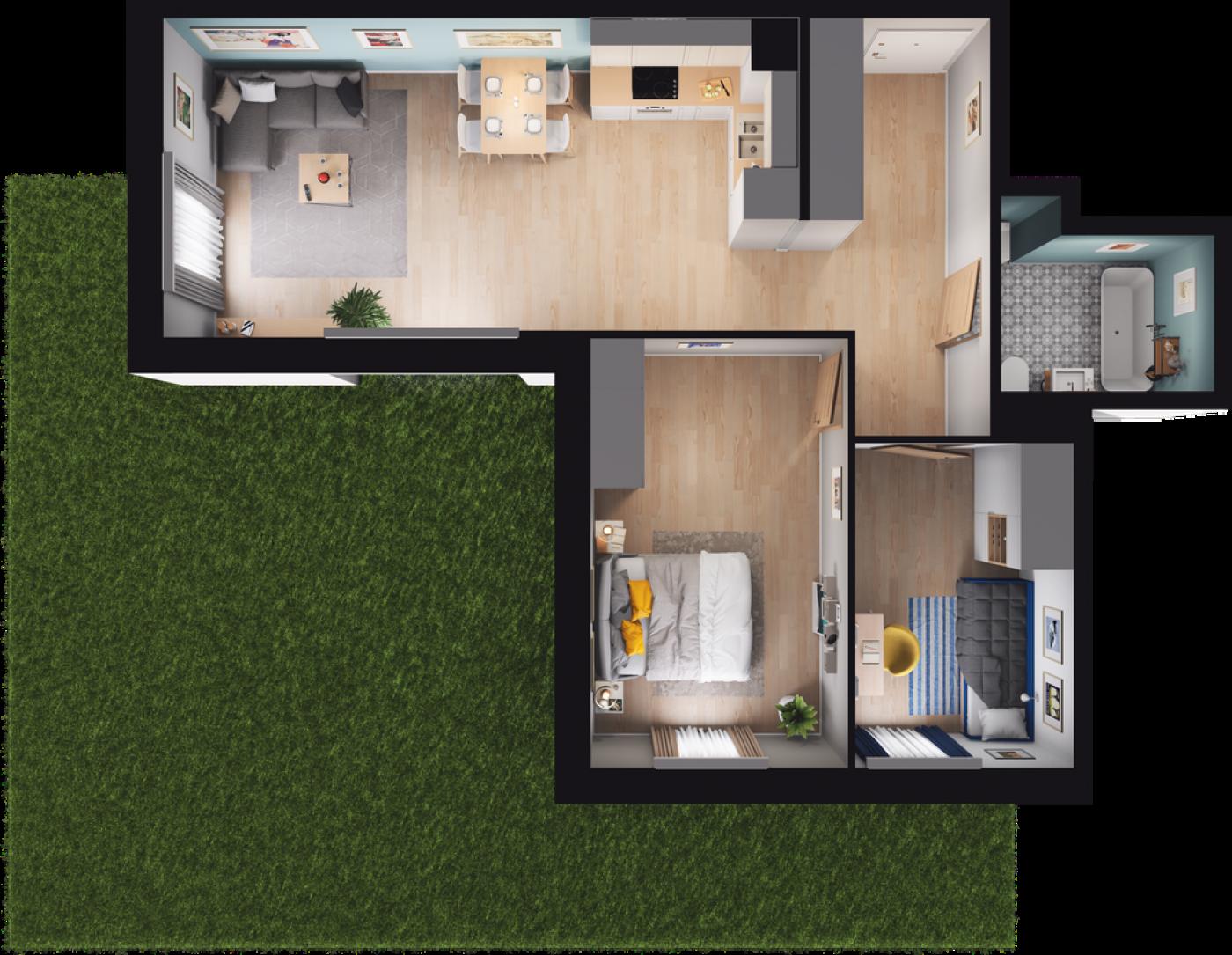 Mieszkanie 04